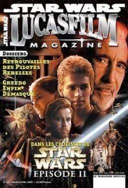Lucasfilm Magazine 28