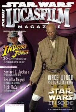Lucasfilm Magazine 30