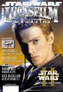 Lucasfilm Magazine 32