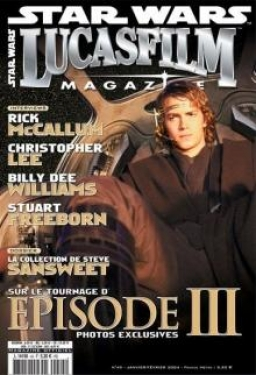 Lucasfilm Magazine 45