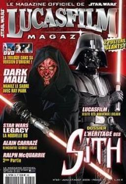 Lucasfilm Magazine 60