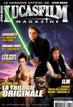 Lucasfilm Magazine 61