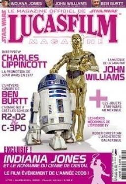 Lucasfilm Magazine 70