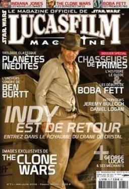 Lucasfilm Magazine 71