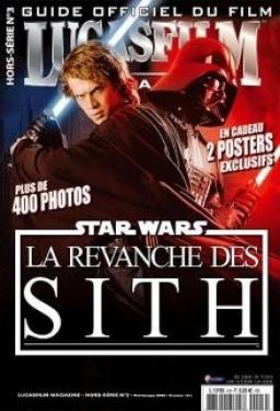 Lucasfilm Magazine Hors Série 3