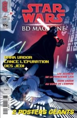 Star Wars BD Magazine #02