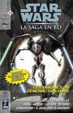 Star Wars la Saga en BD #10