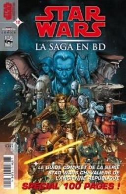Star Wars la Saga en BD #12
