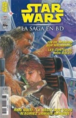 Star Wars la Saga en BD #13
