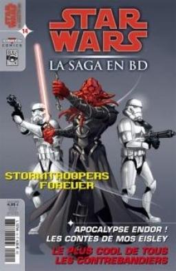 Star Wars la Saga en BD #14