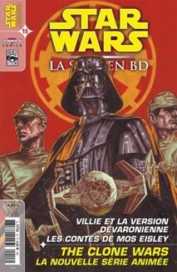 Star Wars la Saga en BD #15