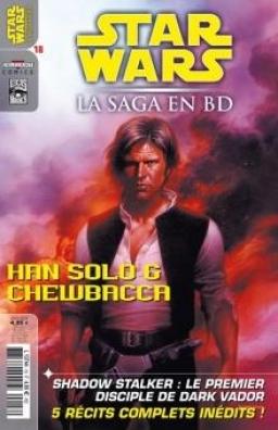 Star Wars la Saga en BD #18