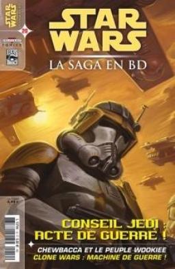 Star Wars la Saga en BD #20