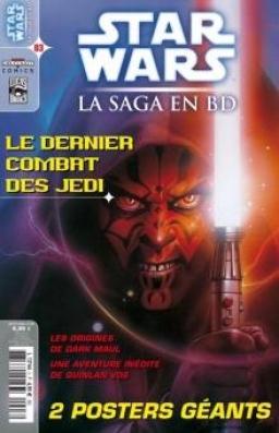 Star Wars la Saga en BD #03