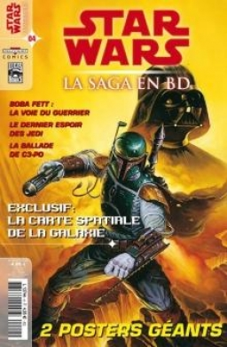 Star Wars la Saga en BD #04