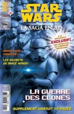 Star Wars la Saga en BD #05