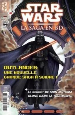 Star Wars la Saga en BD #06