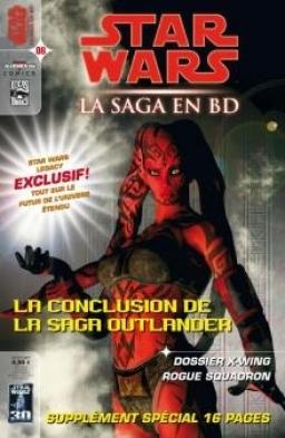 Star Wars la Saga en BD #08