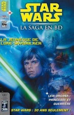 Star Wars la Saga en BD #09