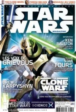 Star Wars Magazine 75