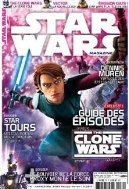 Star Wars Magazine 76