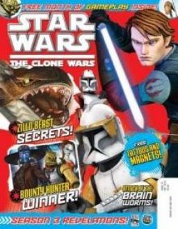 Star Wars: The Clone Wars Comic UK 6.12