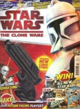 Star Wars: The Clone Wars Comic UK 6.3