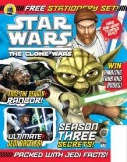 Star Wars: The Clone Wars Comic UK 6.11