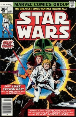 Marvel Star Wars # 1