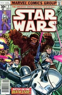 Marvel Star Wars # 3: Death Star