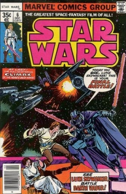 Marvel Star Wars # 6: Is This the Final Chapter?