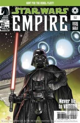 Never lie to Vader !