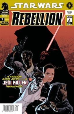 A mission gone awry -- a jedi killer awakened !