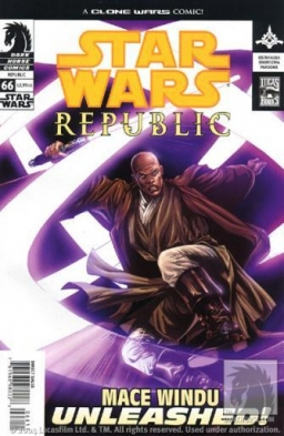Mace Windu unleashed