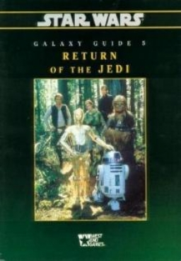 Galaxy Guide 5: Return of the Jedi