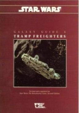 Galaxy Guide 6: Tramp Freighters