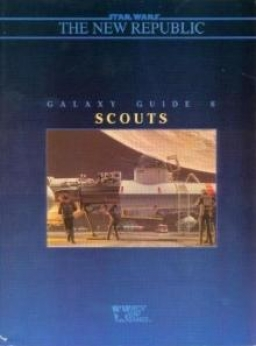Galaxy Guide 8: Scouts
