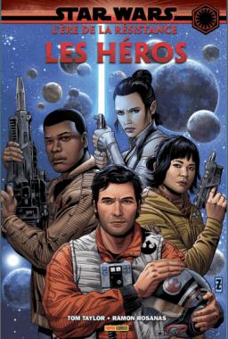 Star Wars : L'Ère de la Résistance T1