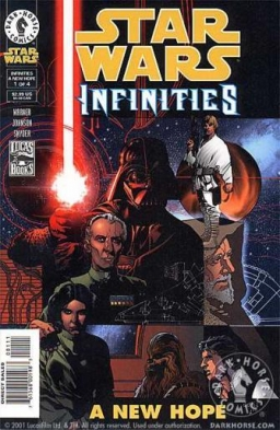 Star Wars Infinities : A New Hope Part 1