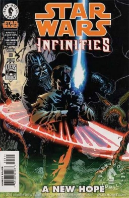 Star Wars Infinities : A New Hope Part 3