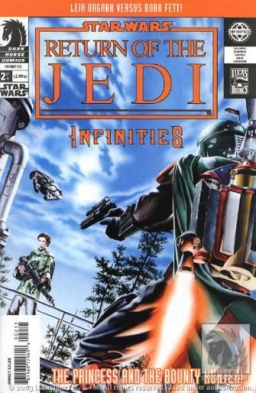 Star Wars Infinities : Return of the Jedi Part 2