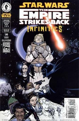 Star Wars Infinities : The Empire Strikes Back Part 1