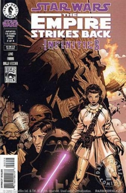 Star Wars Infinities : The Empire Strikes Back Part 2