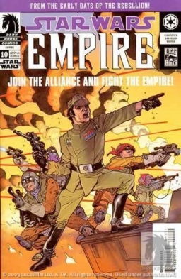Join the Alliance and Fight the Empire !