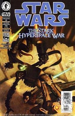 The Stark HyperSpace War Part 1