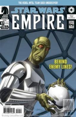 Behind Enemy Lines !