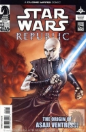 Couverture de The Origin of Asajj Ventress !