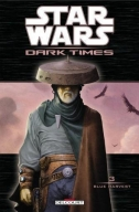 Couverture de Blue Harvest