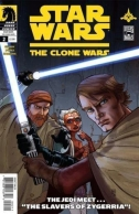 "Couverture de The Jedi Meet... ""The Slavers of Zygerria!"""