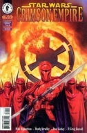 Couverture de Crimson Empire, Part 1